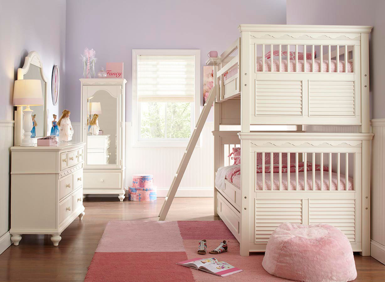 Twin Size Twin Over Twin Bunk Beds